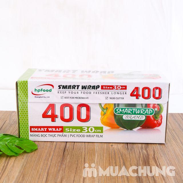 Màng bọc thực phẩm Smart Wrap 30cm x 300m - 5