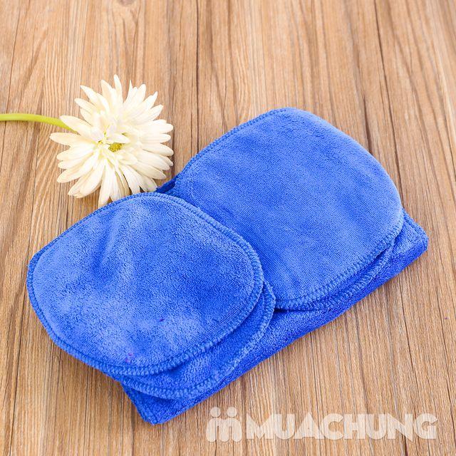 Combo 3 khăn lau siêu thấm + 2 bộ lót tay tiện ích - 11