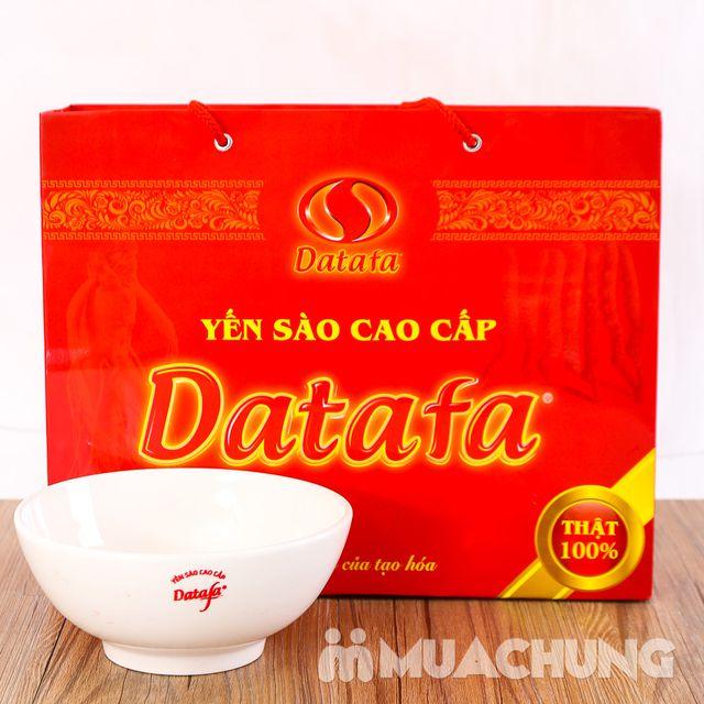 Hộp 6 lọ Yến sào Datafa cao cấp - Tặng bát tô sứ - 2