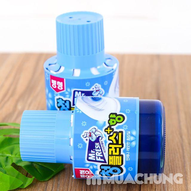 2 ống thả bồn cầu diệt khuẩn, thơm mát Hàn Quốc - 8
