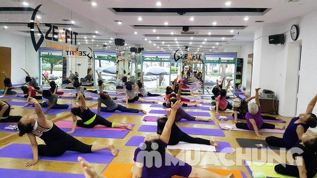 1 tháng tập không giới hạn tại Zenfit Yoga Mễ Trì - 1