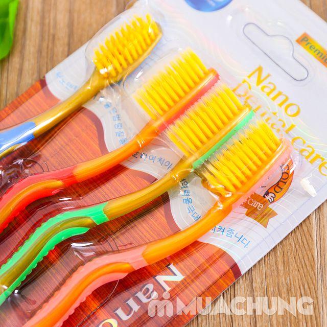 Vỉ 4 bàn chải đánh răng Nano - NK Hàn Quốc - 6