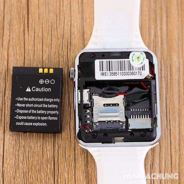 Đồng hồ điện thoại thông minh - Bảo hành 6 tháng - 8