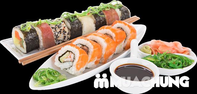 """Cuốn sushi với """"ống Bazooka"""" cực độc đáo - 11"""