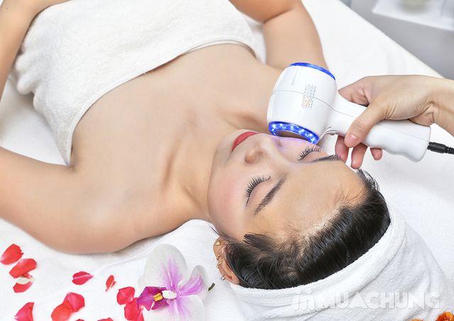 Massage body thải độc ruột tặng chăm sóc da mặt Khánh Hương Spa - 13