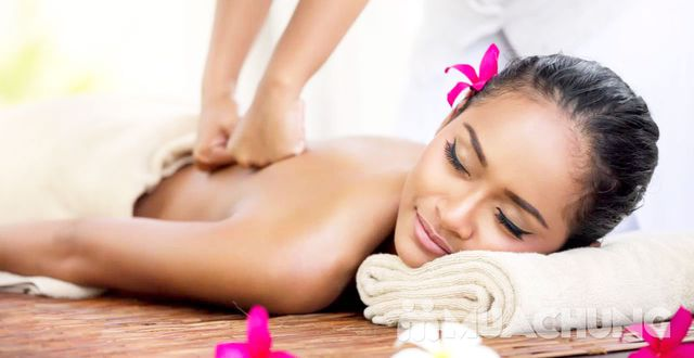 Massage body thải độc ruột tặng chăm sóc da mặt Khánh Hương Spa - 7