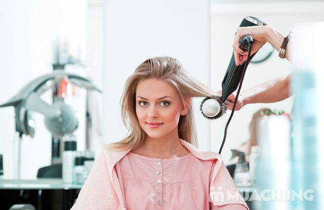 Trọn gói tư vấn, cắt, gội, sấy, tạo kiểu tóc - 1