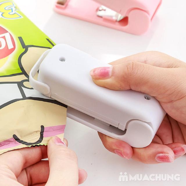 Hàn miệng túi mini cầm tay Nhật Bản - 1