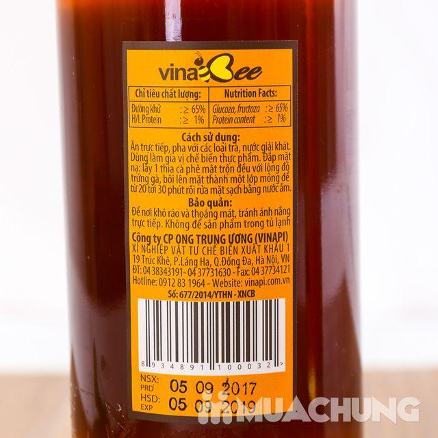Mật ong thiên nhiên 900g & mật ong sữa chúa 1000g - 4
