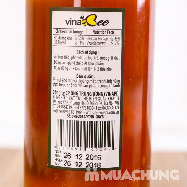 Mật ong thiên nhiên 900g & mật ong sữa chúa 1000g - 6