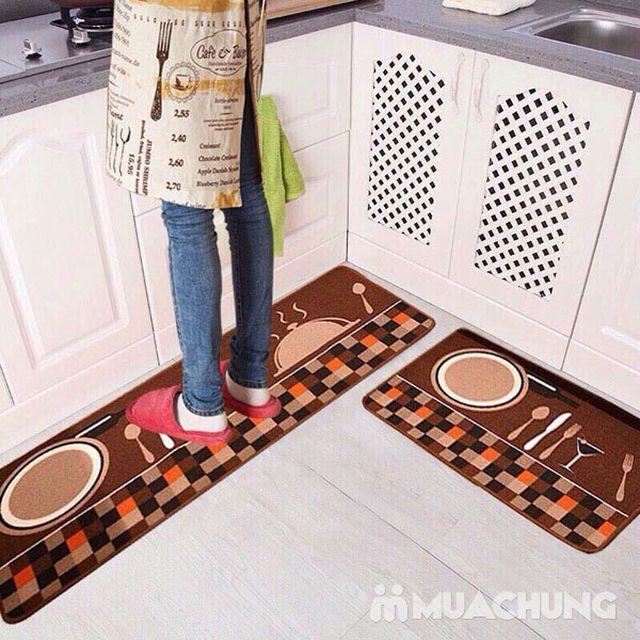 Bộ thảm lau chân nhà bếp - 3