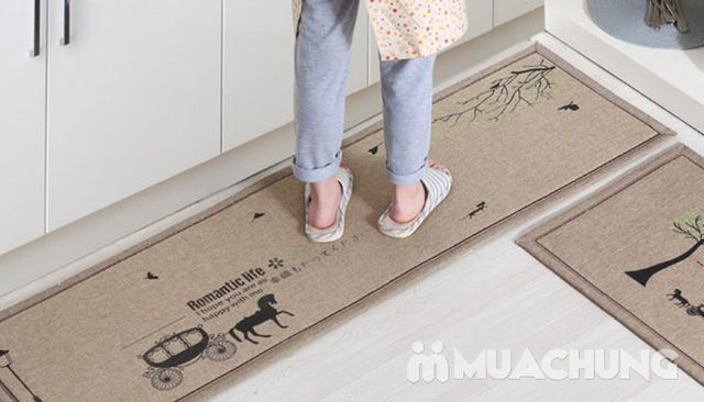 Bộ thảm lau chân nhà bếp - 6