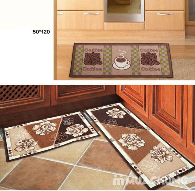 Bộ thảm lau chân nhà bếp - 7