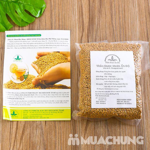 Combo 2 túi thảo dược Methi Ấn Độ (500g/1 túi) - 9