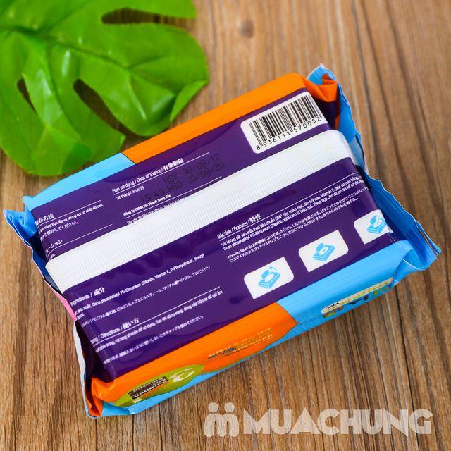 10 gói giấy ướt trẻ em 30 tờ YKO công nghệ Nhật - 10