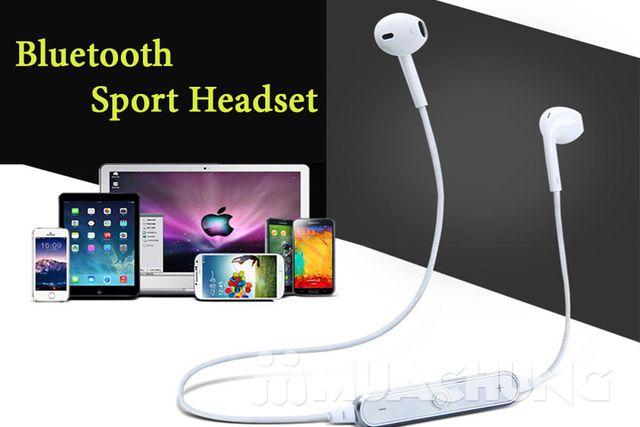Tai nghe bluetooth Sports Headset - BH 3 tháng - 7