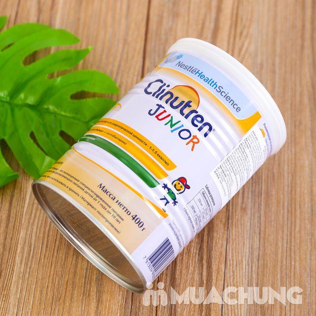 Sữa bột tăng cân Clinutren Junior 400g NK Nga - 1