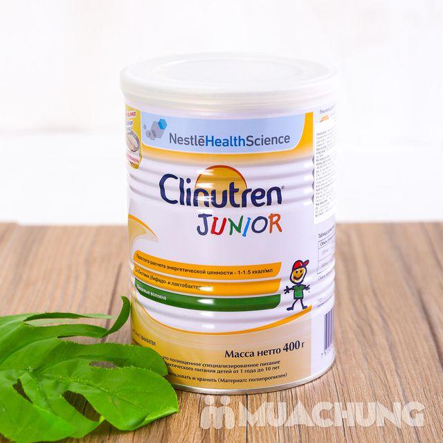 Sữa bột tăng cân Clinutren Junior 400g NK Nga - 2