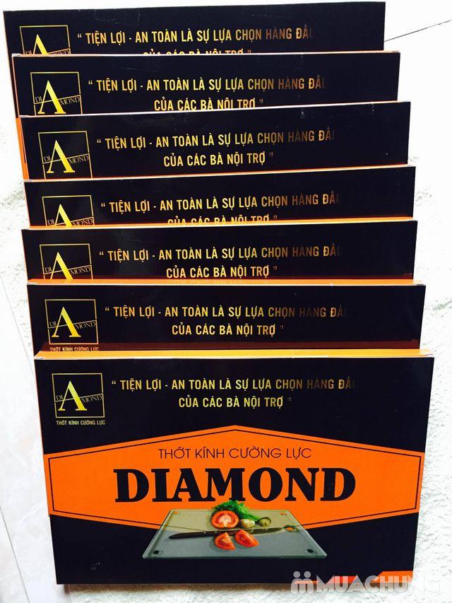 Thớt kính cường lực Diamond siêu bền - 14