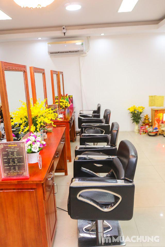 1 trong 5 gói tóc sành điệu-Hưng Nguyễn Hair Salon - 18