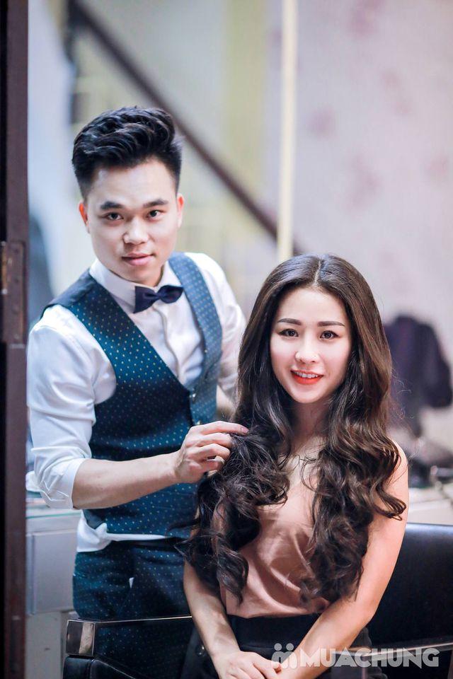 1 trong 5 gói tóc sành điệu-Hưng Nguyễn Hair Salon - 1
