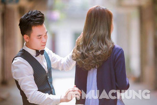1 trong 5 gói tóc sành điệu-Hưng Nguyễn Hair Salon - 11