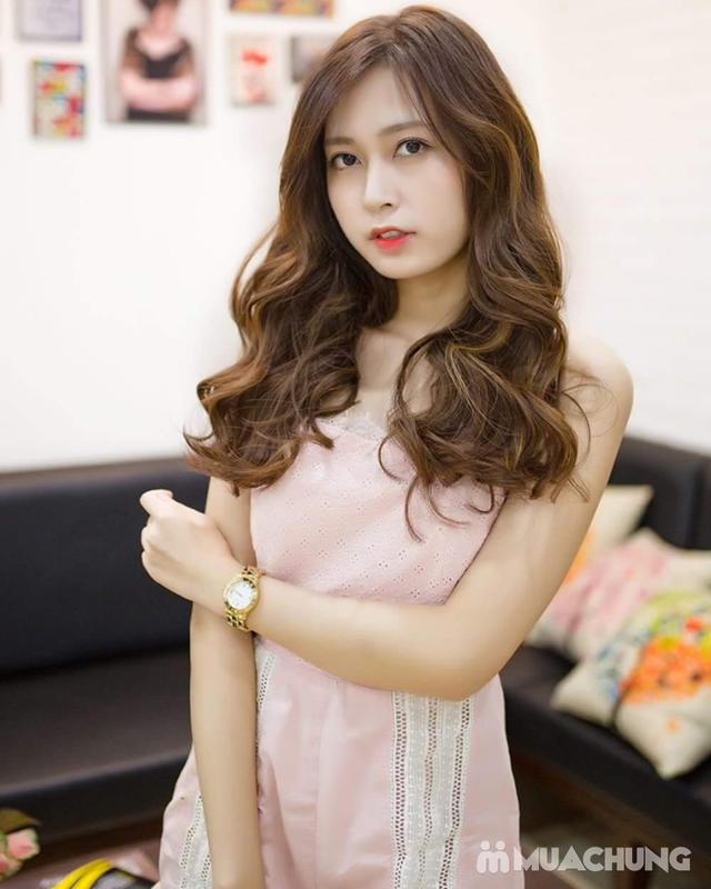 1 trong 5 gói tóc sành điệu-Hưng Nguyễn Hair Salon - 8