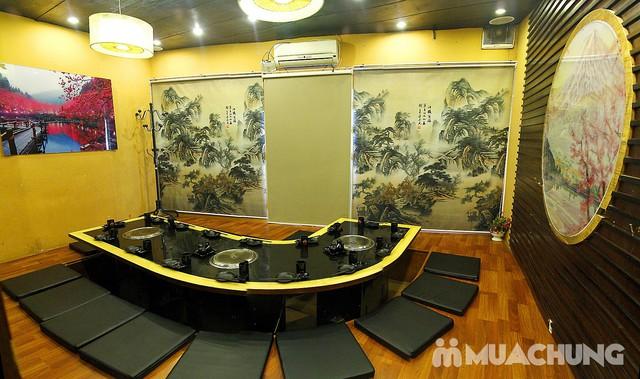 Chỉ 179.000đ sở hữu ngay 01 voucher thưởng thức buffet nướng & sushi Shiki BBQ  không phụ thu. Món ăn ngon giá ưu đãi duy nhất tại Muachung! - 2