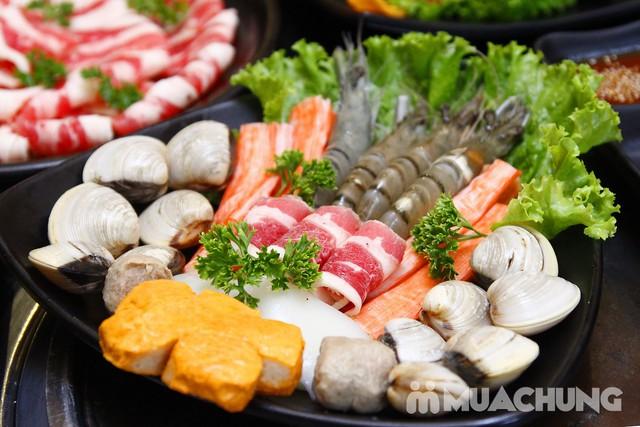 Buffet nướng lẩu Nhật Bản Shiki BBQ không phụ thu. Click Mua ngay tại Muachung để hưởng mức giá ưu đãi lên tới 31%- Duy nhất tại Muachung - 9