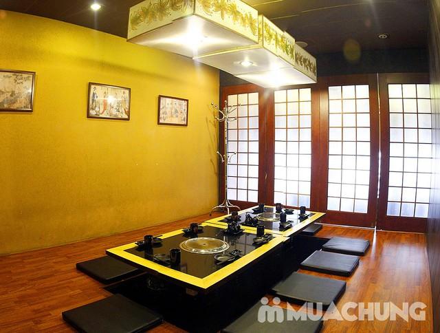 Chỉ 179.000đ sở hữu ngay 01 voucher thưởng thức buffet nướng & sushi Shiki BBQ  không phụ thu. Món ăn ngon giá ưu đãi duy nhất tại Muachung! - 3