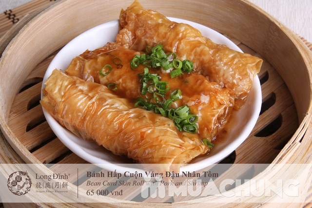Voucher Dimsum cao cấp tại nhà hàng Long Đình- Duy nhất tại Muachung với mực giá cực hấp dẫn: chỉ 210.000đ cho các món tinh hoa - 6