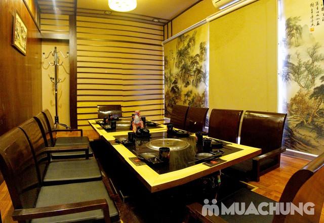 Chỉ 179.000đ sở hữu ngay 01 voucher thưởng thức buffet nướng & sushi Shiki BBQ  không phụ thu. Món ăn ngon giá ưu đãi duy nhất tại Muachung! - 4