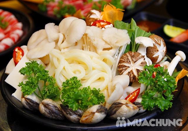 Buffet nướng lẩu Nhật Bản Shiki BBQ không phụ thu. Click Mua ngay tại Muachung để hưởng mức giá ưu đãi lên tới 31%- Duy nhất tại Muachung - 8