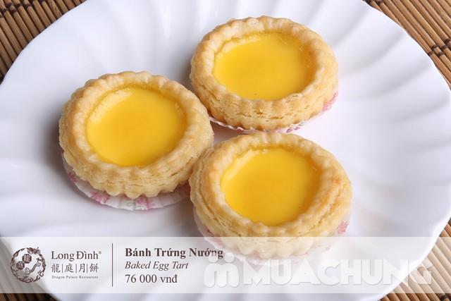 Voucher Dimsum cao cấp tại nhà hàng Long Đình- Duy nhất tại Muachung với mực giá cực hấp dẫn: chỉ 210.000đ cho các món tinh hoa - 15