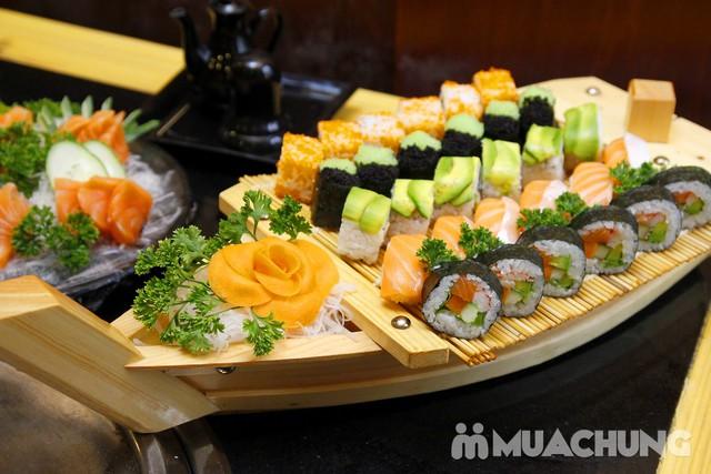 Chỉ 179.000đ sở hữu ngay 01 voucher thưởng thức buffet nướng & sushi Shiki BBQ  không phụ thu. Món ăn ngon giá ưu đãi duy nhất tại Muachung! - 11