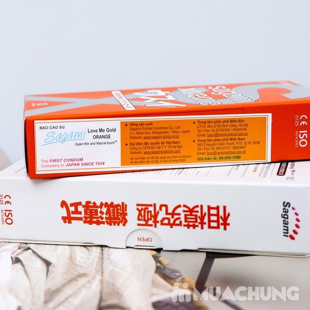 Giảm giá ưu đãi tại Muachung cho 2 hộp bao cao su Sagami Xtreme. Click mua ngay để được giảm giá cực HOT cho 2 hộp bao cao su Sagami Xtreme. - 6