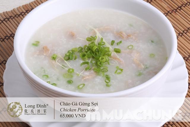 Voucher Dimsum cao cấp tại nhà hàng Long Đình- Duy nhất tại Muachung với mực giá cực hấp dẫn: chỉ 210.000đ cho các món tinh hoa - 11