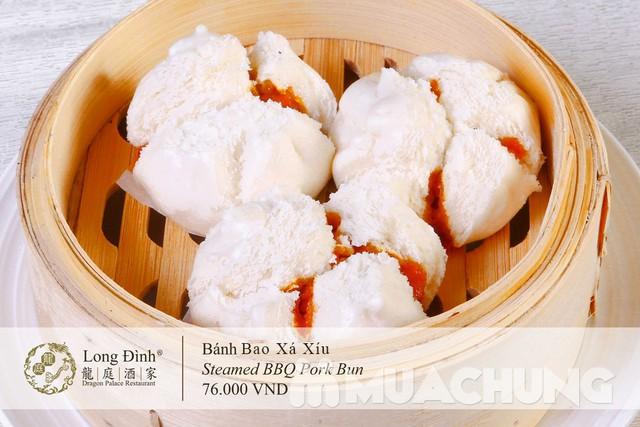 Voucher Dimsum cao cấp tại nhà hàng Long Đình- Duy nhất tại Muachung với mực giá cực hấp dẫn: chỉ 210.000đ cho các món tinh hoa - 3