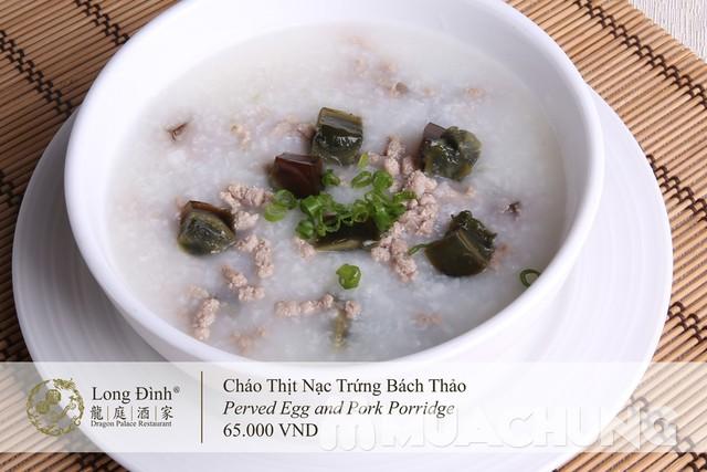Voucher Dimsum cao cấp tại nhà hàng Long Đình- Duy nhất tại Muachung với mực giá cực hấp dẫn: chỉ 210.000đ cho các món tinh hoa - 9
