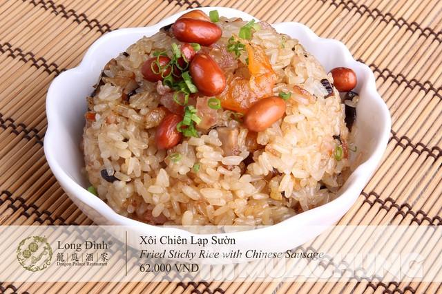 Voucher Dimsum cao cấp tại nhà hàng Long Đình- Duy nhất tại Muachung với mực giá cực hấp dẫn: chỉ 210.000đ cho các món tinh hoa - 10