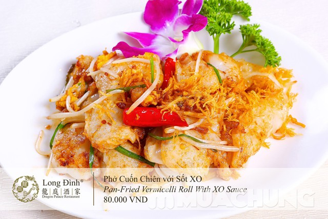 Voucher Dimsum cao cấp tại nhà hàng Long Đình- Duy nhất tại Muachung với mực giá cực hấp dẫn: chỉ 210.000đ cho các món tinh hoa - 8