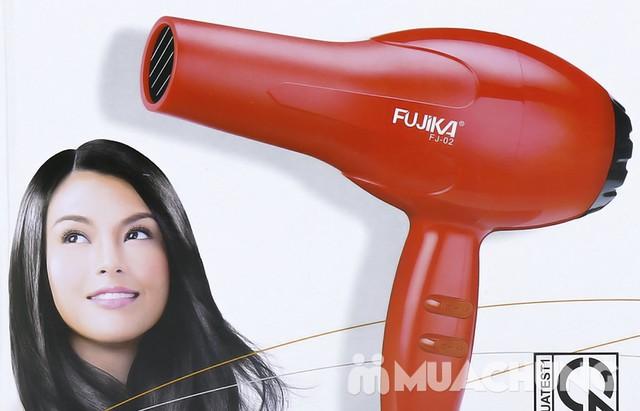 Duy nhất chỉ có tại Muachung, giảm giá lên đến 37% sản phẩm Máy sấy tóc Fujika 1800W. Nhanh tay sở hữu ngay Máy sấy tóc Fujika với giá sốc. - 1