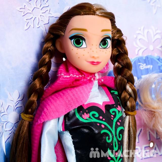 Bộ 2 búp bê công chúa phim Frozen kèm người tuyết Olaf giá 125.000đ - 8
