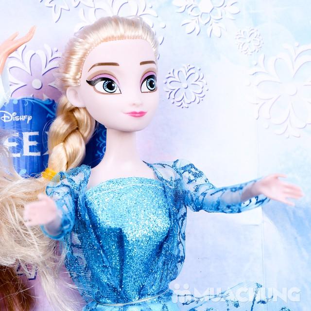 Bộ 2 búp bê công chúa phim Frozen kèm người tuyết Olaf giá 125.000đ - 7