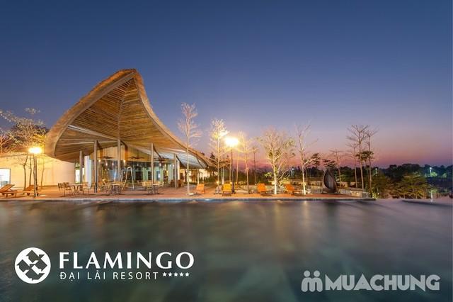 Vui chơi và ăn trưa cao cấp tại Flamingo Đại Lải - 3