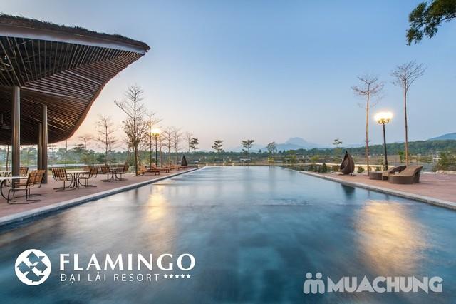 Vui chơi và ăn trưa cao cấp tại Flamingo Đại Lải - 2