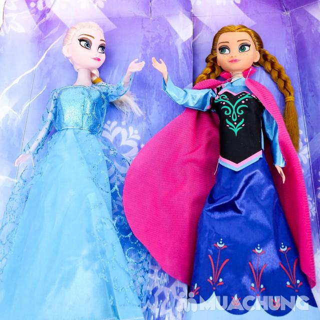 Búp bê công chúa phim Frozen với giá chỉ 99.000đ cho bé thoải mái vui chơi - 3