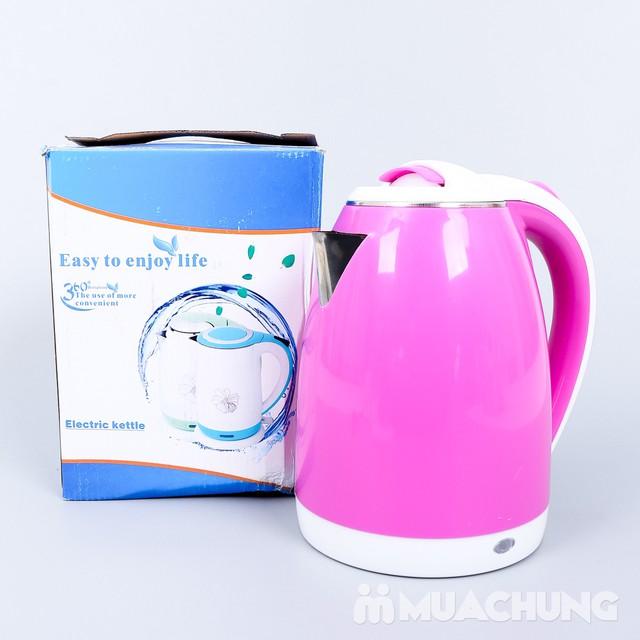 Giảm giá ưu đãi tại Muachung cho Ấm siêu tốc 2 lớp vỏ nhựa. Click mua ngay để được giảm giá cực HOT cho Ấm siêu tốc 2 lớp vỏ nhựa. - 5