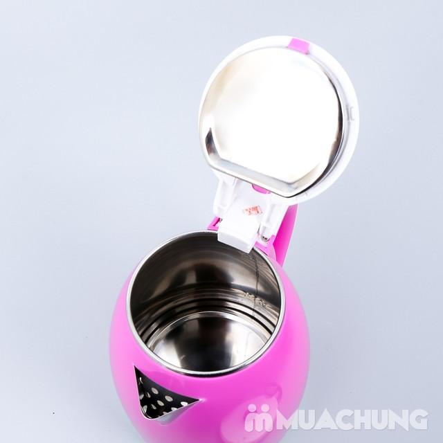Giảm giá ưu đãi tại Muachung cho Ấm siêu tốc 2 lớp vỏ nhựa. Click mua ngay để được giảm giá cực HOT cho Ấm siêu tốc 2 lớp vỏ nhựa. - 9