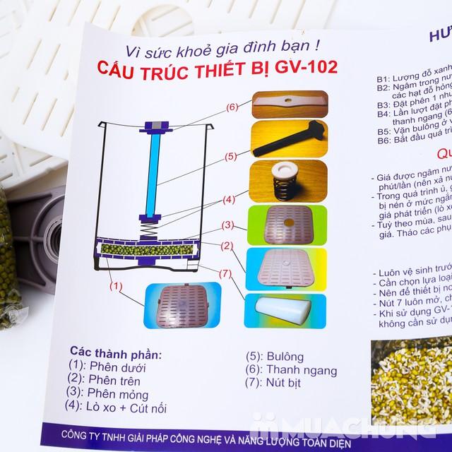 Thiết bị làm giá sạch đa năng GV-102 - giảm giá cực sốc duy nhất chỉ có tại MuaChung - 5